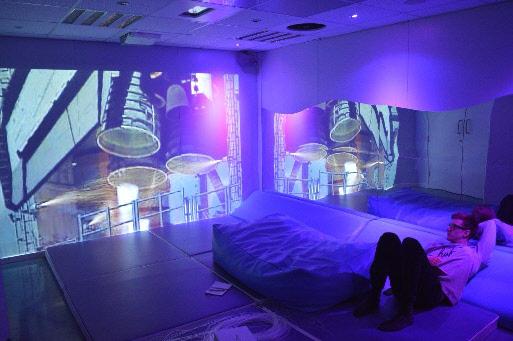Sensory rooms sensory maintenance immersive learning for Room 4 design leeds